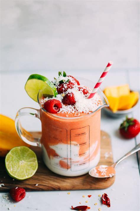 Healthy Smoothie Recipes   Minimalist Baker Recipes