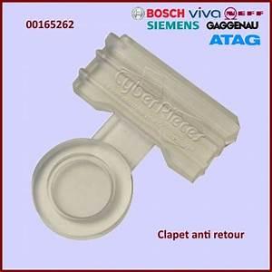 Clapet Anti Retour Gasoil : clapet anti retour bosch 00165262 pour pompe de vidange ~ Melissatoandfro.com Idées de Décoration