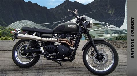What Is The Motorcycle In Jurassic World?
