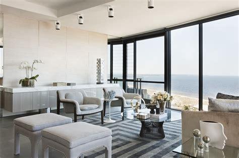 Sparkling Apartment Design by Monochrome Decor