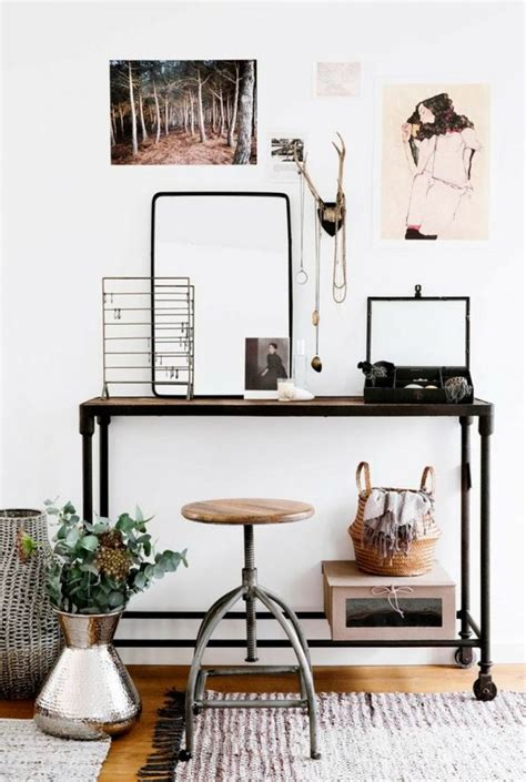 industrial style home office desk 28 stylish industrial desks for your office digsdigs