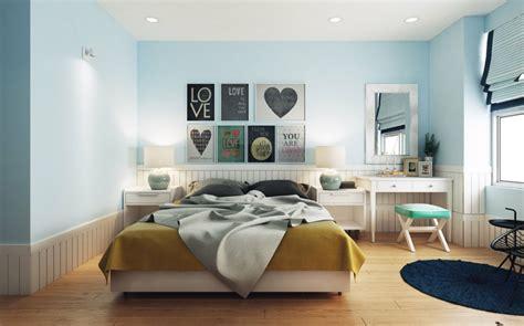 Déco Style Scandinave by Deco Chambre Scandinave Bleu