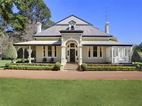 Home Design Ideas Australia by Best Australian Country House Design Ideas House Design