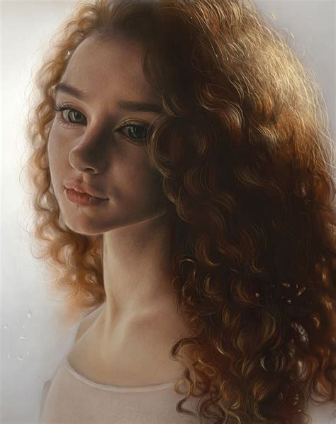 Images Of Hair by Quot Curly Quot Sai Figurative Beautiful