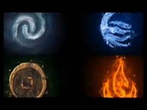 The Elements: Water, Fire, Air, Earth - YouTube
