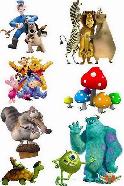 Cartoon Famous Heroes Clipart Disney Clip Universal