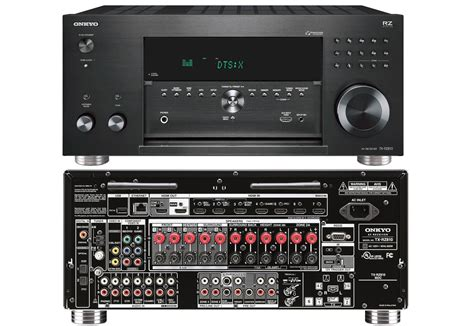 onkyo  rz series  home theater receivers