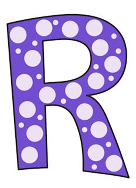 the letter r 2 letter of the week