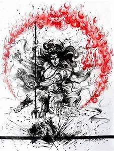 The Destroyer - Shiva!! | Hindu God Tattoos | Pinterest ...