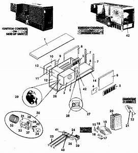 Rheem Horizontal Furnace Parts