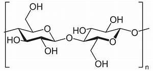 Diagram Of Cellulose