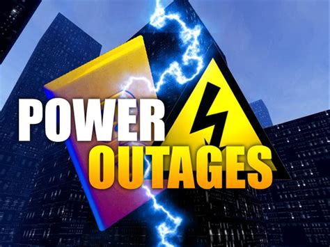 Winter Storm Causes Power Outages Fox8com
