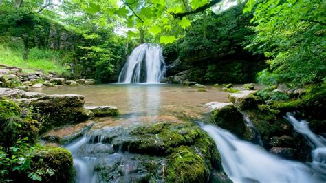 Free Waterfall Backgrounds by Waterfall Desktop Backgrounds Wallpaper Cave