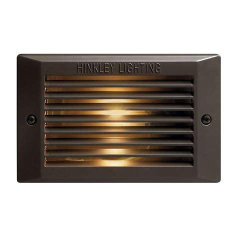 home depot low voltage deck lighting progress lighting low voltage 18 watt weathered bronze