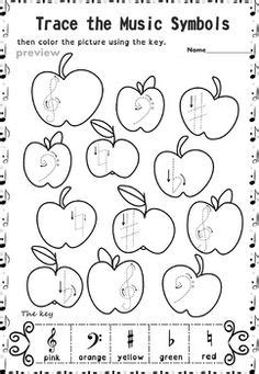 note reading images  worksheets