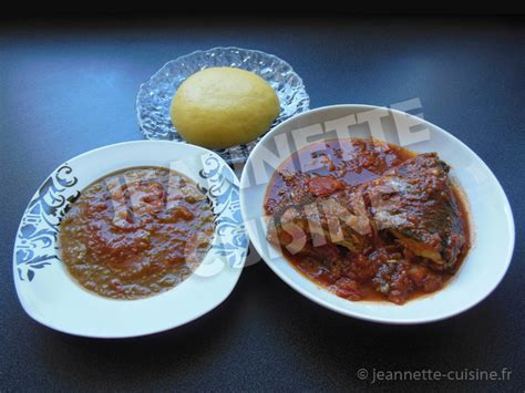 recette de cuisine ivoirienne gratuite biékosseu plat africain jeannette cuisine