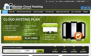 Genius Cloud At Web Hosting Search