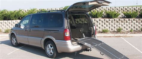 Common Types Of Wheelchair Ramps For Vehicles