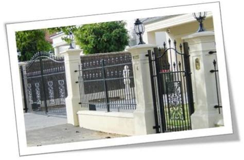kinds of gates photos what are the different types of driveway gates