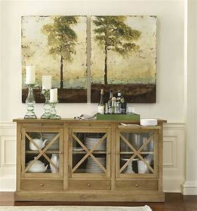 Decorate, Dining, Room, Buffet, Table