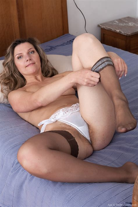 Sexy Milf Spreads Hairy Cunt The Hairy Lady Blog