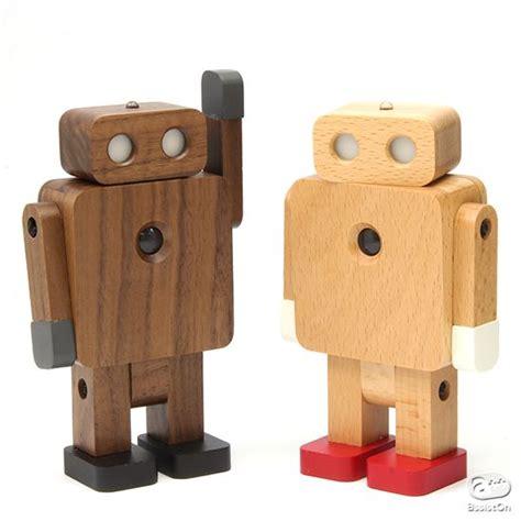 images  wooden robot  pinterest behance workshop  toys