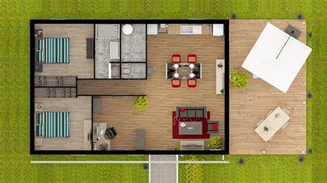 simple mobile plan faire construire une maison à petit budget