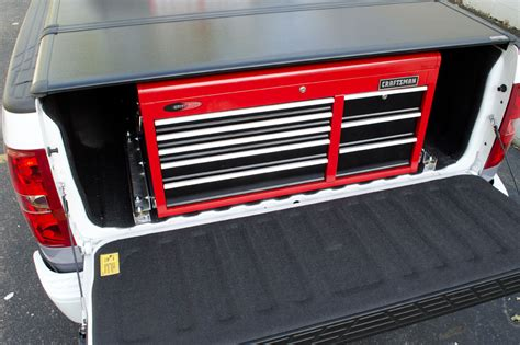 slide out tool box for bed trucks and suvs news at truck trend network