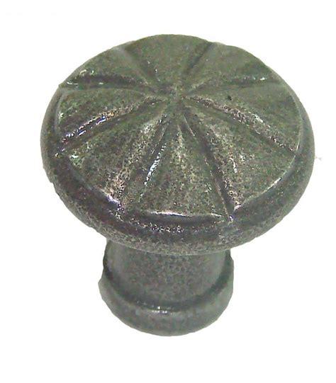 Bouton De Tiroir 20mm Fer Gris  1001poignées Votre