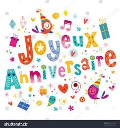 French Happy Birthday Greetings