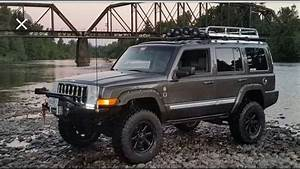 The Jeep Commander