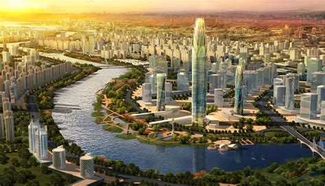 Lanzhou City Urban Plan - Page