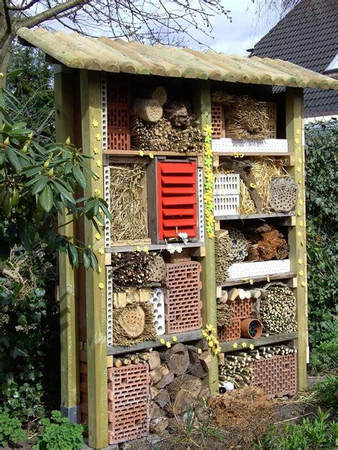 Insektenhotel Selber Bauen by Insektenhotel Selber Bauen 187 Mit Der Perfekten