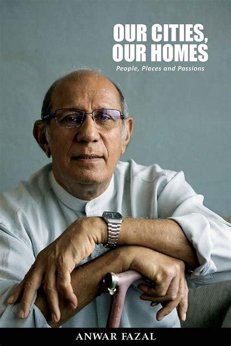 Rlc Director Prof Anwar Fazal Publishes New Book The