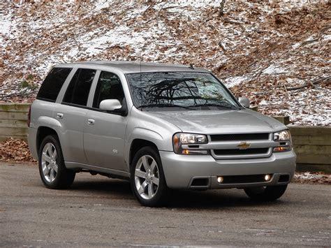 Chevrolet Trailblazer Specs & Photos
