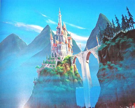 Background Disney Wallpaper Desktop by Disney Castle Backgrounds Wallpaper Cave