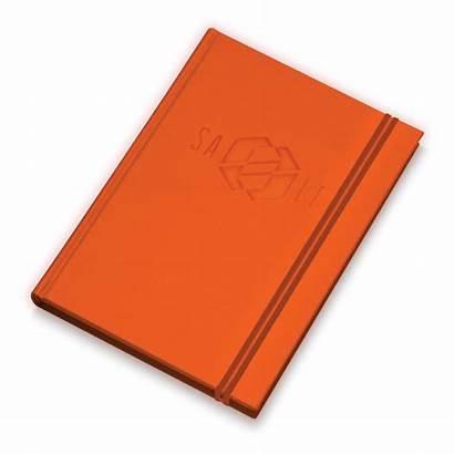 Notebook Salt Mod Transparent Journal