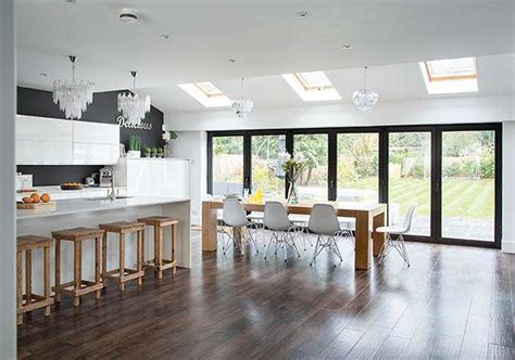 galley kitchen extension ideas 12 kitchen extension ideas 163 100k real homes 3700