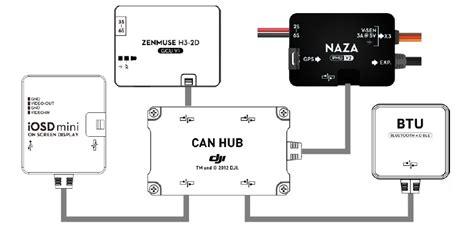 Naza Osd Wiring Diagram by Dji Naza M V2 Gps Iosdmini 2 4gbt Gs 16waypoint