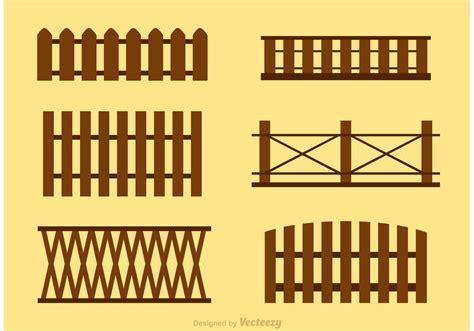 Simple Picket Fence Vectors   Download Free Vector Art