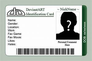 id card template cyberuse With photo id badges templates
