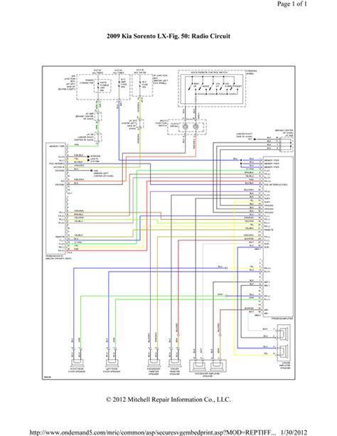 2015 Kium Optima Wiring Diagram by Stereo Wiring Diagram For A Kia Optima