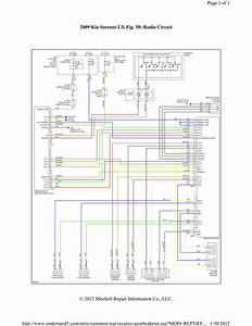 Head Unit Wiring Diagram Kia Optima