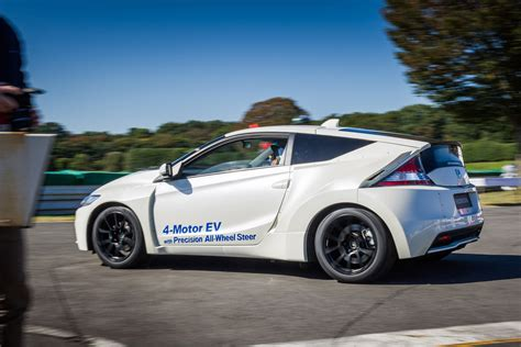 All About Electric Cars by Honda S All Electric Sports Car Prototype Pictures