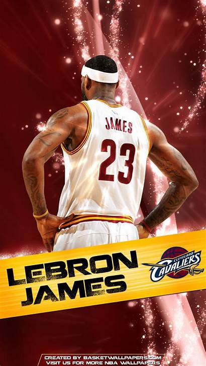 Lebron James Wallpapers Iphone Cavaliers Cleveland Nba