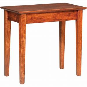 Shaker Small End Table Amish Crafted Furniture