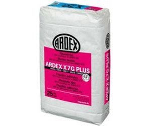 Ardex Fliesenkleber X7g Plus by Ardex X7g Plus Flexm 246 Rtel Fliesenkleber 25kg Wasserfest