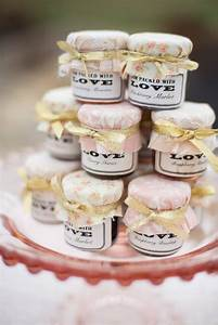unique wedding favor ideas modwedding With unique wedding favor ideas
