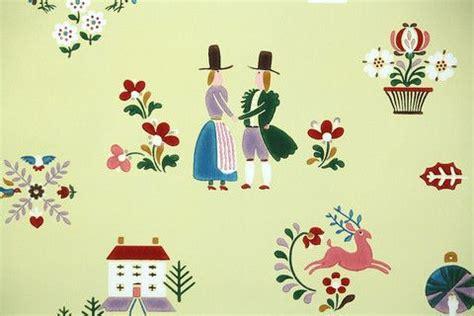 kitchen vintage wallpaper hannahs treasures