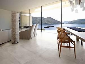 carrelage imitation bton cir stunning cool with sol effet With amazing faire un sauna maison 6 salle de bain avec un carrelage beige photos et idees